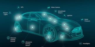 autos mediatek conducción autónoma