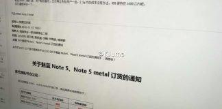 meizu m5 note metal prezzo