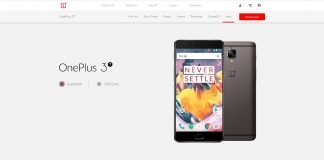 OnePlus 3T leaked specifications