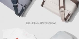 OnePlus Gear codice sconto 1