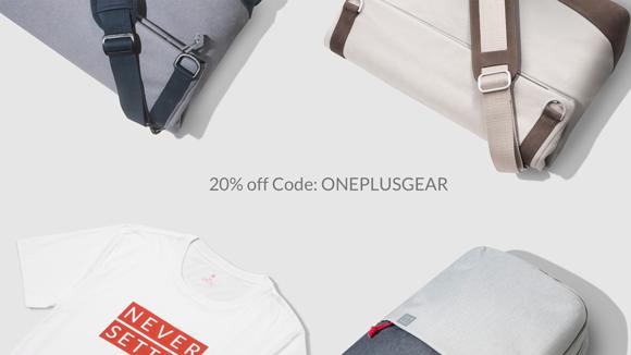 Código de desconto OnePlus Gear 1