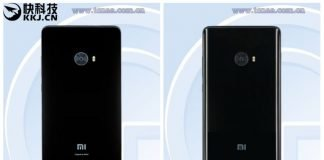 Xiaomi Mi Note 2 Flat