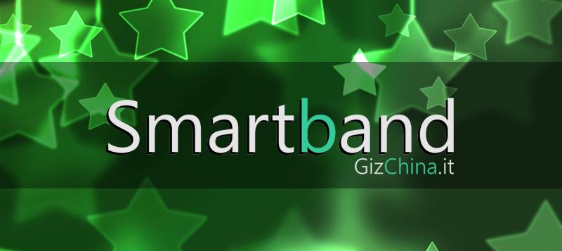 GizChina Smartband Weihnachten 2016