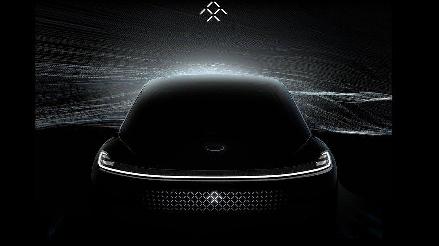 leeco faraday futuro carro elétrico