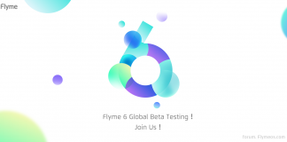 meizu flyme 6 global beta testing