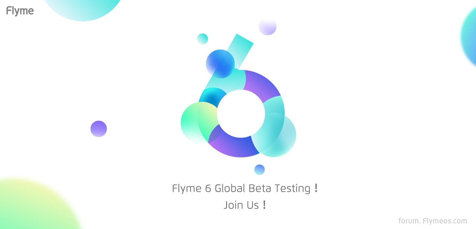 meizu flyme 6 teste beta global