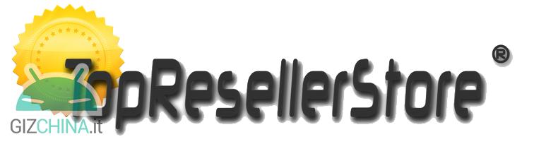 logotipo da topresellerstore