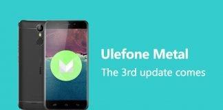 Ulefone Metal update 3