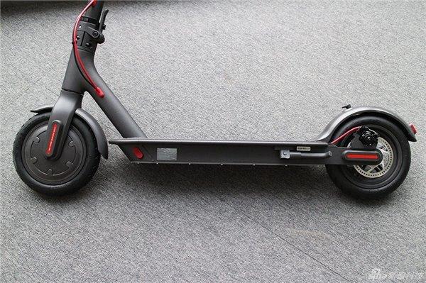 xiaomi mi scooter hands-on