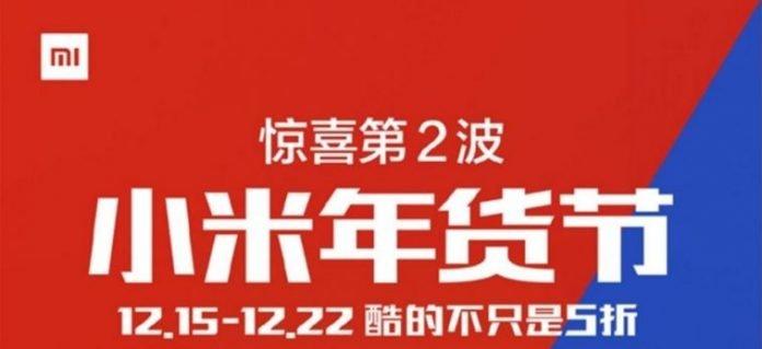 Xiaomi ano novo 2016 festival