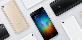 xiaomi mi 5 android 7.0 nougat
