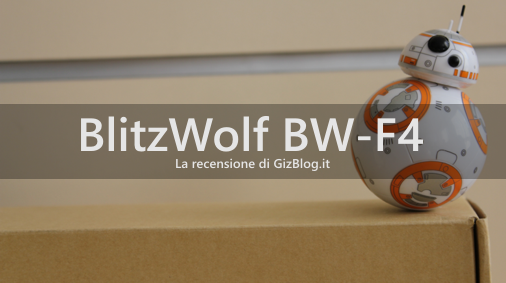 alto-falante bluetooth blitzwolf bw-f4