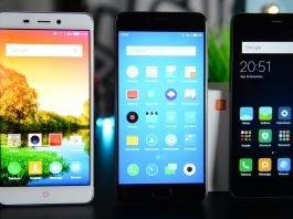 Nubia N1 Meizu M3 Anotações Xiaomi Redmi Note Comparação 3 Pro