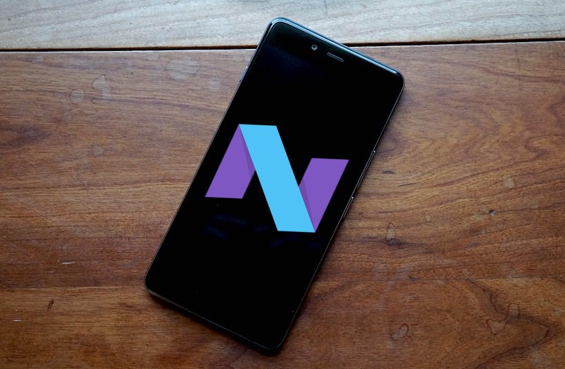 oneplus x android 7.1.1 nougat