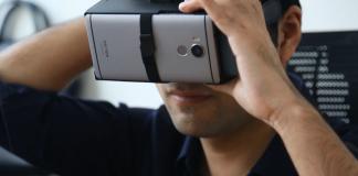Vernee Apollo visore VR