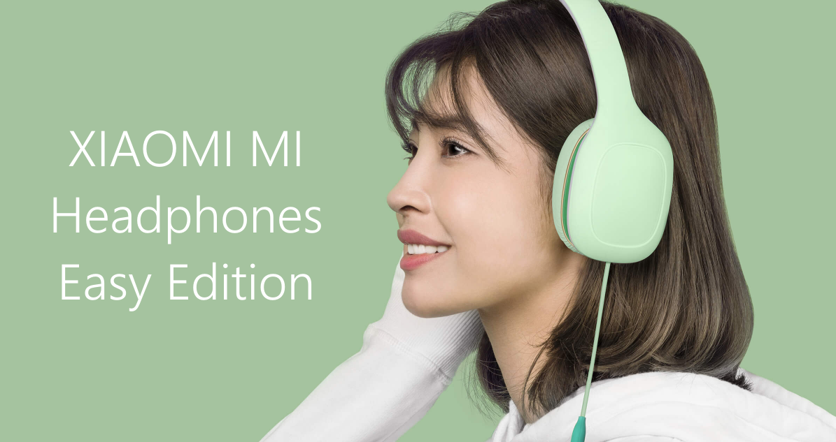 f5f63e21017 Xiaomi Mi Headphones with soft touch controls and a coloring ... relax! |  TOMTOP