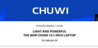 Chuwi LapBook 14.1 und Hi10 Plus AliExpress