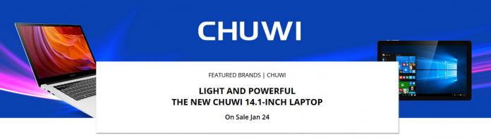Chuwi LapBook 14.1 e Hi10 Plus AliExpress