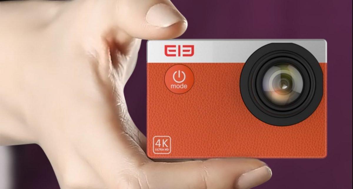 Ofertas GearBest - Elephone EleCam Explorer S