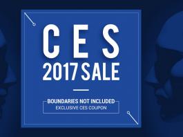 GearBest CES 2017 em promoção