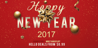 GearBest Happy New Year 2017