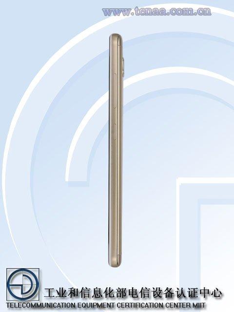 Gionee F5L TENAA