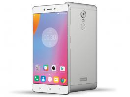 lenovo k6 note android 7.0 nougat
