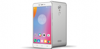 lenovo k6 note android 7.0 turrón