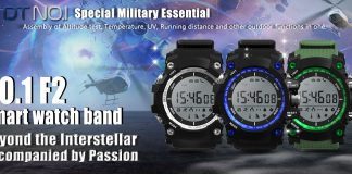 no.1 f2 smartwatch