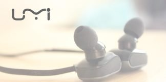UMi-BTA8: auricolari bluetooth per lo sport