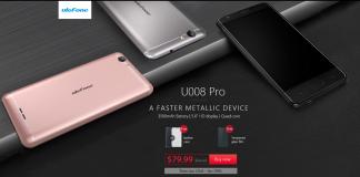 Ulefone U008 Pro Bangood