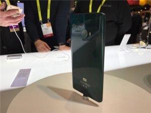 Xiaomi Mi Note 2 Rosa, Verde e Roxo