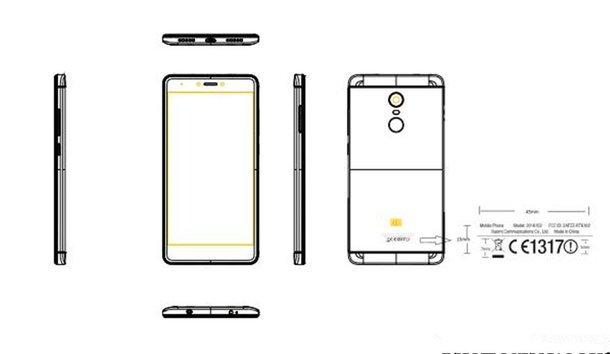 Xiaomi Redmi Note 4 Snapdragon FCC
