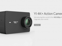 yi 4k+ action cam 4k 60fps