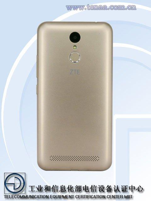 ZTE BA602 TENAA