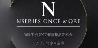 Lançamento do 360 N5 Teaser