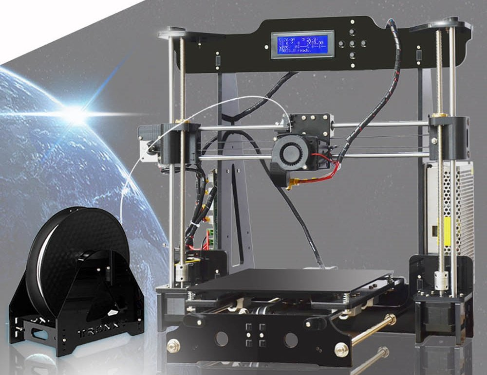 Guía de impresora 3D que elegir