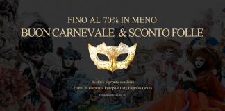 Carnevale GearBest 2017