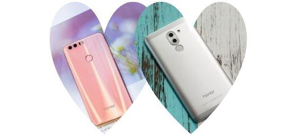 Honor 8 Premium Sakura Pink