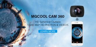 Subaquea MGCOOL Cam 360