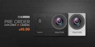 MGCOOL Explorer 4K pre-ordini