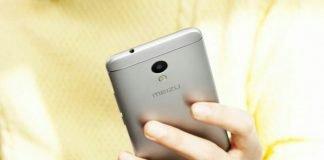 Meizu M5S rendern