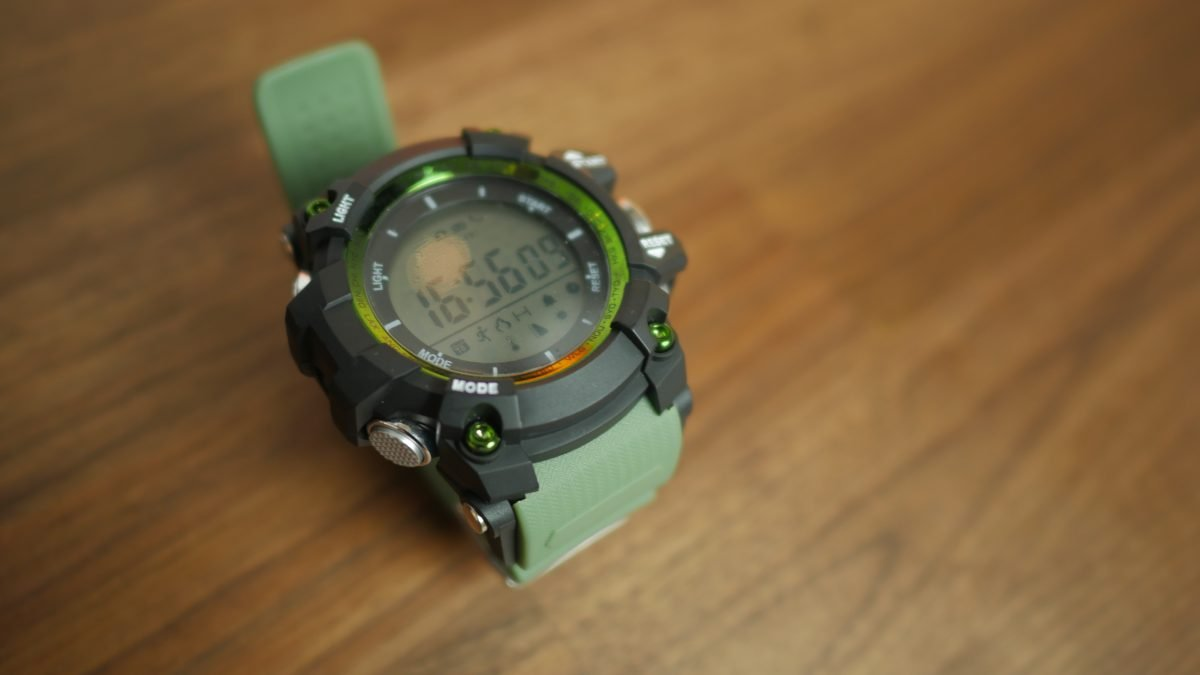 Unboxing Smartwatch NO.1 F2