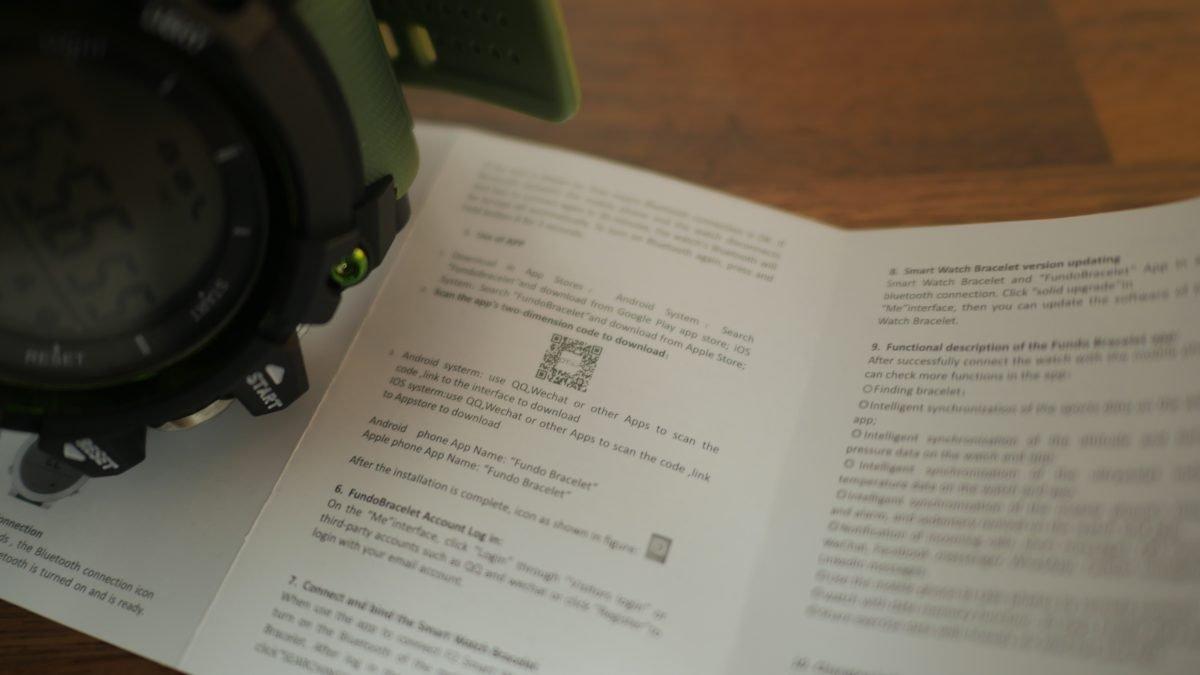 Smartwatch NO.1 F2