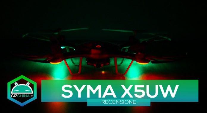 Syma X5UW Überprüfung