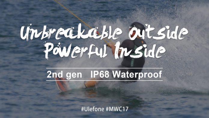 Ulefone Armor 2 MWC 20