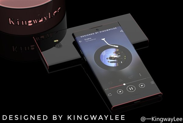 Concepto Xiaomi Mi Note 3