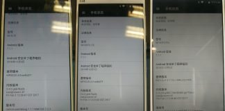 xiaomi mi 4 mi note pro rom android 7.1.1 nougat