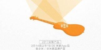 Teaser casero elegante de Xiaomi