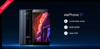 eleXphone Z1